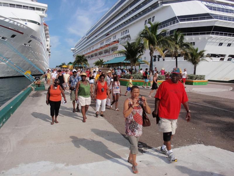 Landed Nassau