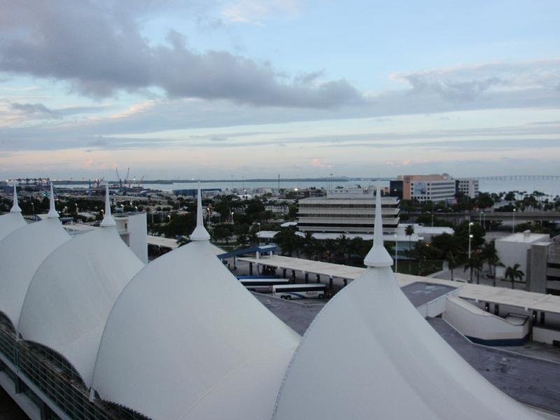 Approaching Miami