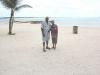 Nassau's beach